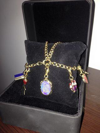 Disney Beauty and the Beast The Broadway Musical Charm Bracelet
