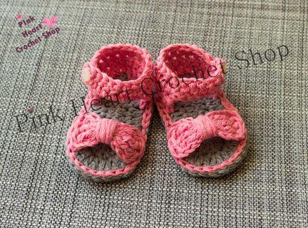 Summer baby sandals new handmade