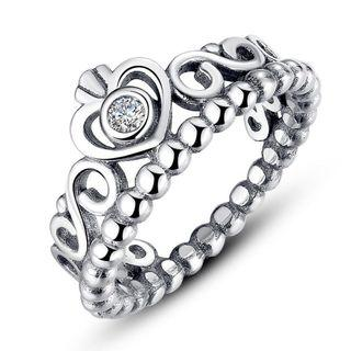 Pandora Princess Ring Silver