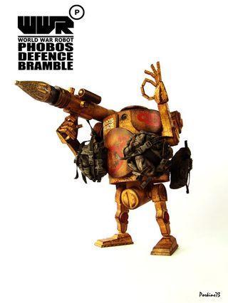 THREEA WWRP Phobos Defence Bramble 1/12
