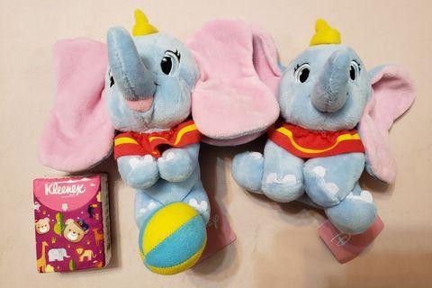 Disney Dumbo 小飛象公仔