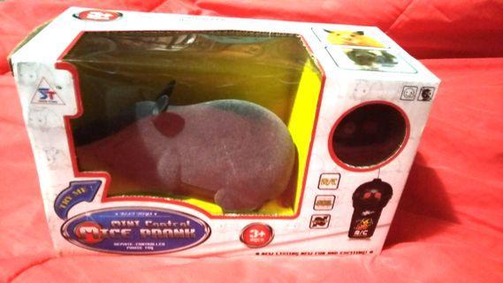 📢百元📢 搖控老鼠玩具-黑色 貓咪玩具 整人玩具