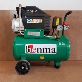 Benma LB24F Air Compressor 24litre 2.5hp ID117651