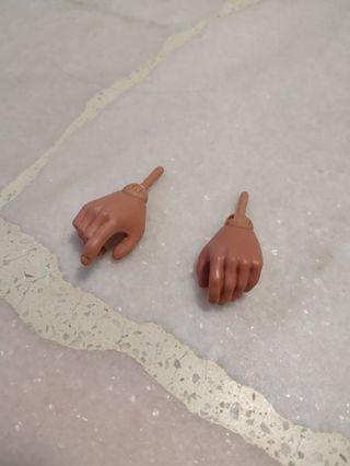 1/6 FIGURE BBI hands