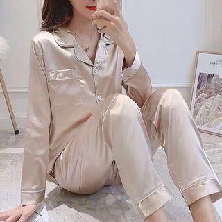 Soft Silky Pyjamas