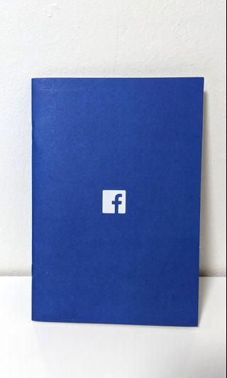 Facebook A5 Notebook