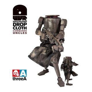 ThreeA WWR Dropcloth Commando Uncle 5 1/6