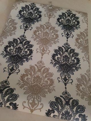 🚚 2 Rolls Wallpaper for $18