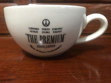 w-inds. THE PREMIUM 2009 JAPAN Coffee Cup