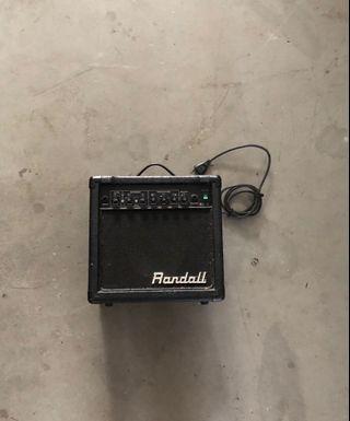 🚚 Randall AMP