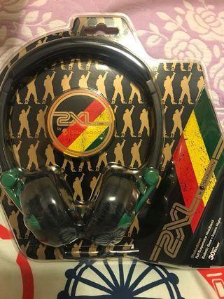 全新Skullcandy 2XL Shakedown Headphone耳筒兩個