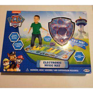 Paw Patrol Pup Boogie Electronic Music Mat Play