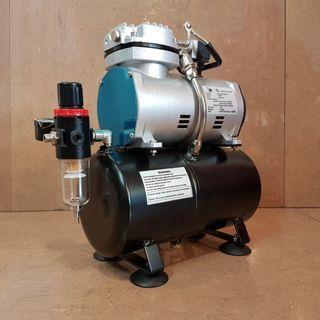 Oil Less/Free Airbrush Compressor 3Lts ID556415