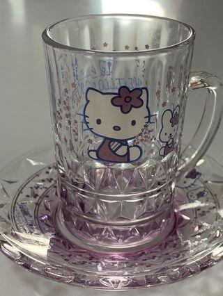 🚚 Hello Kitty Glass Cup