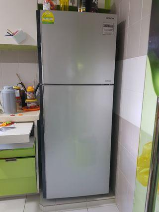 2 Door Hitachi Refrigerator 1.9yrs old