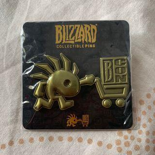🚚 BN Blizzard Collectible Pin