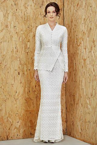 Wanzar Bridal Kurung