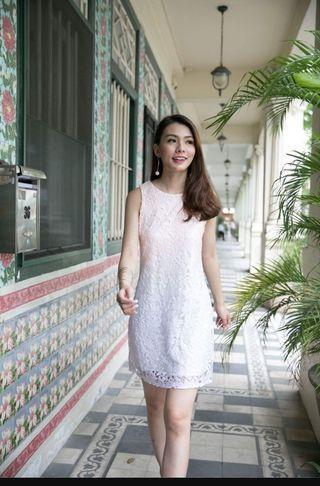 New Fairebelle Lace Dress