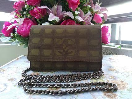 authentic chanel woc bag