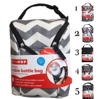 Skip Hop Grab & Go Double Bottle Bag