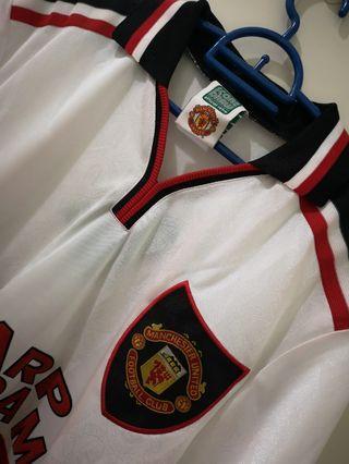 Authentic Manchester United Retro jersey L