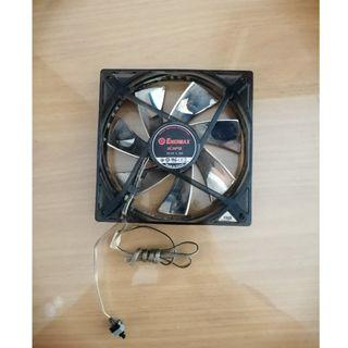 PC Fan Enermax 12mm with color switch