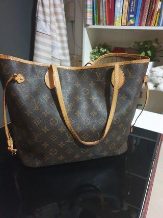 LV Never full Bag