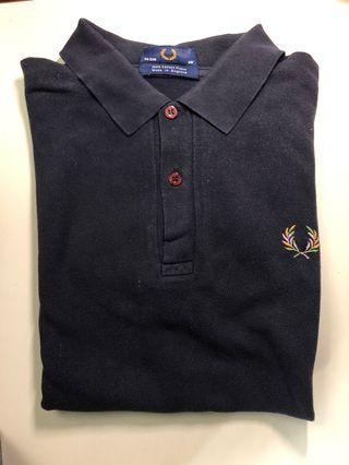 Fred Perry Polo Tee made in England