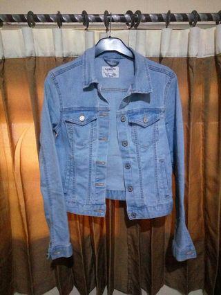 Pull and bear Denim Jacket Original