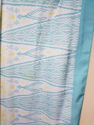 Reduced -Duck scarf shawl