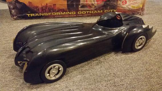Kenner Batman and Robin Batmobile