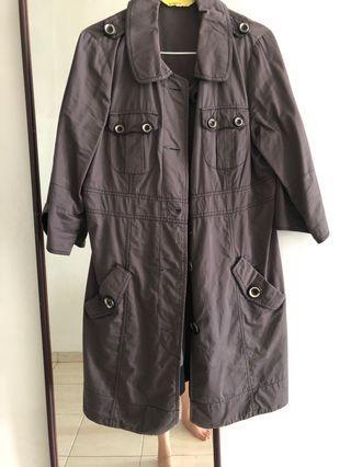 Coat abu tuaa bagusss bangett muat sampai L dan XL