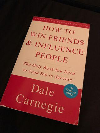 Book - Dale Carnegie - How to win friends and influence people - Self-development