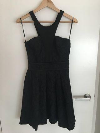 Honey&Beau Halter dress
