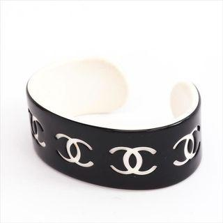 Chanel logo 樹脂手環