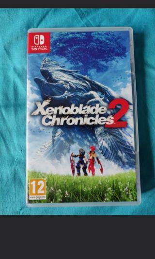 🚚 Xenoblade Chronicles 2