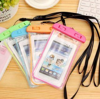 Waterproof Pouch for Mobile Phone Underwater Case Bags