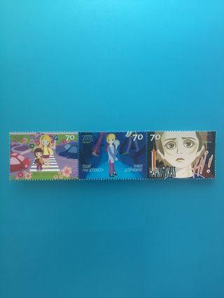 烏克蘭郵票—003