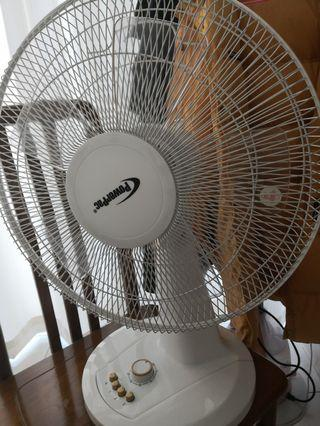 PowerPac Table Fan