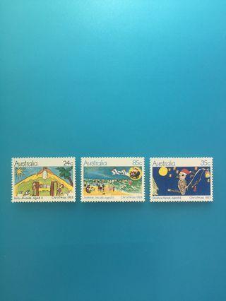 澳洲郵票—12