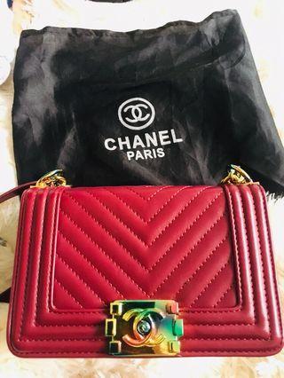 Chanel Handbag (inspired) #letgo50