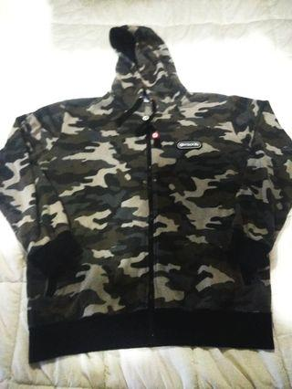 Outdoor Camouflage Hoodie