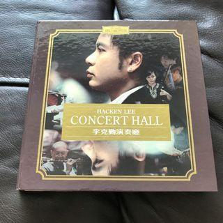 李克勤 演奏廳 CD & DVD