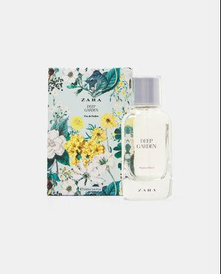 BN ZARA Deep Garden Eau De Parfum 100ml