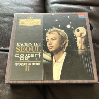 李克勤 演奏廳 II CD & DVD