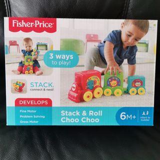 Fisher Price Toy Choo Choo