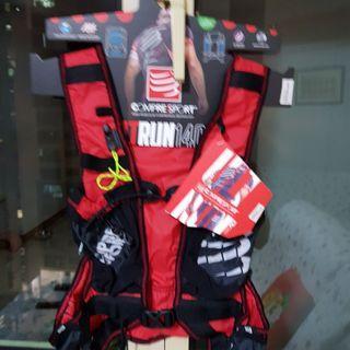 COMPRESSPORT ULTRUN SUPERLIGHT 140 GRAMS HYDRATION PACK