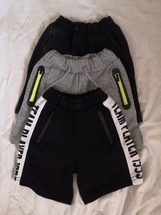 Boys shorts 2 to 3yr