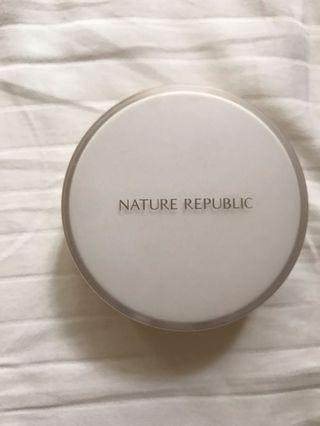 Nature republic cushion #pure vanilla