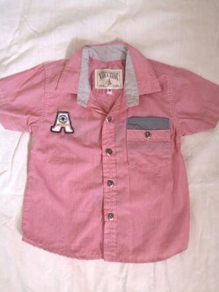 Nara Kids Boys shirt 2yr
